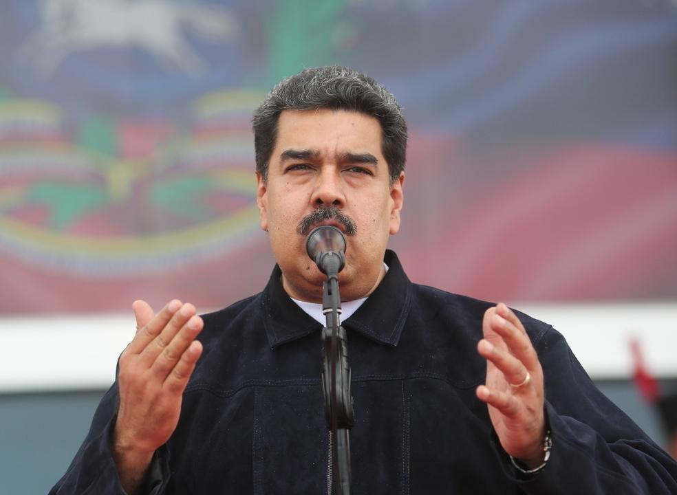 Nicolás Maduro pede a Donald Trump para que abra fronteira a milhares de migrantes