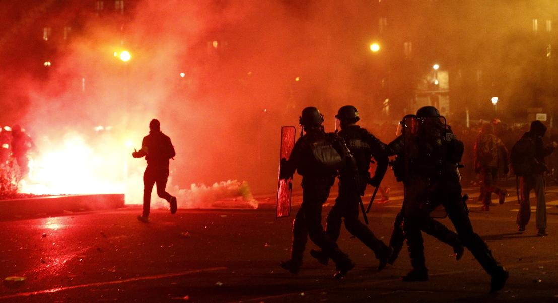 França: Hoje foram mais de 250 mil nas ruas em Paris, mas é só o começo. Sindicatos prometem mais protestos