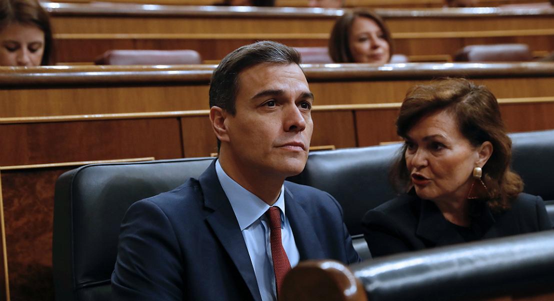 Sánchez sem apoios leva Espanha para novas eleições