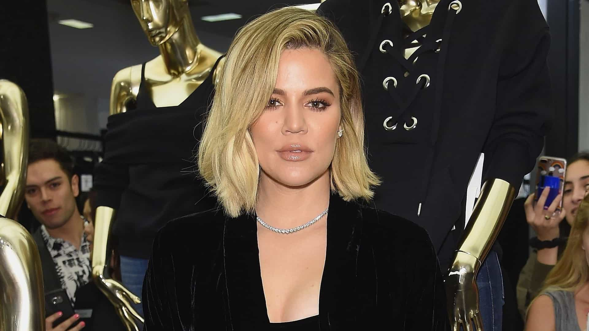 Khloé Kardashian guardará para sempre mágoa de Jordyn Woods