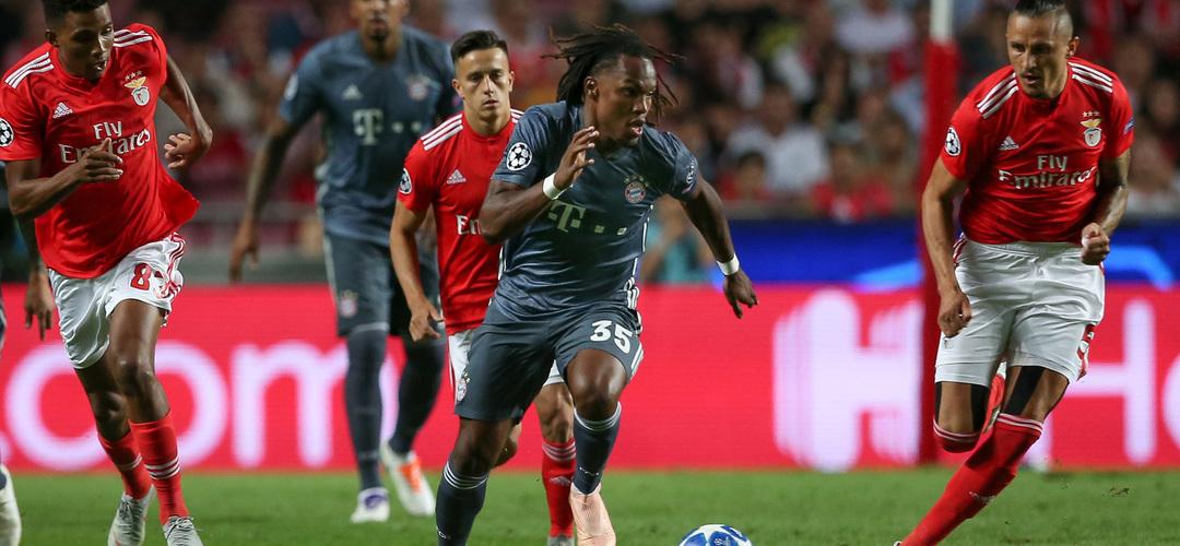 Benfica 0-2 Bayern: Renato, o protagonista improvável de uma derrota certa