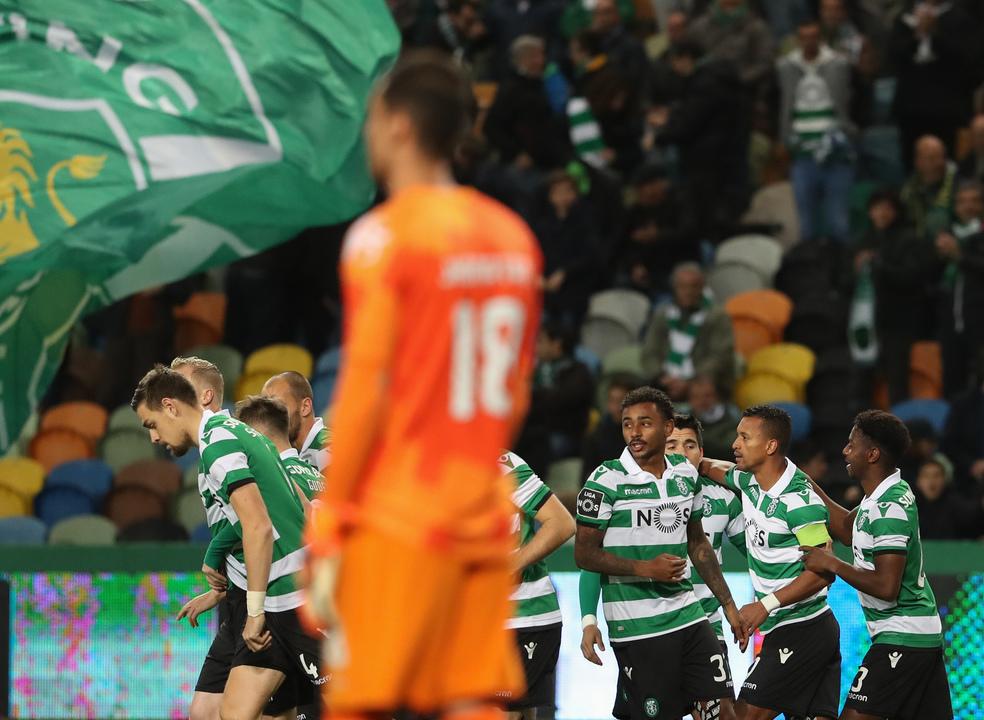 Sporting 2-1 Moreirense: 'Leão' fez o suficiente para não ficar para trás