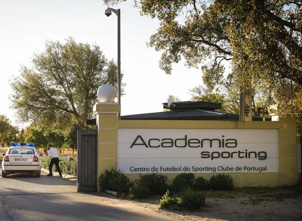 Sporting revela medidas de reforço da segurança da Academia de Alcochete