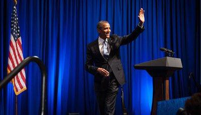 15 frases inspiradoras de Barack Obama que ficam para a posteridade