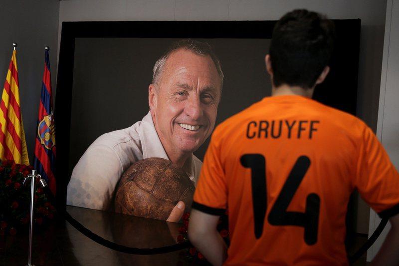 Um ano sem uma lenda chamada Johan Cruyff