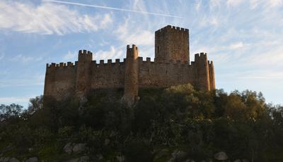 Castelo de Almourol, um dos ícones do Tejo