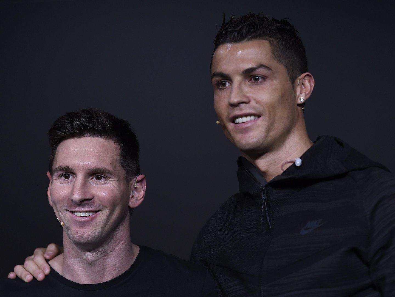 Dirigente do FC Barcelona denuncia desigualdade de tratamento a Messi e Ronaldo