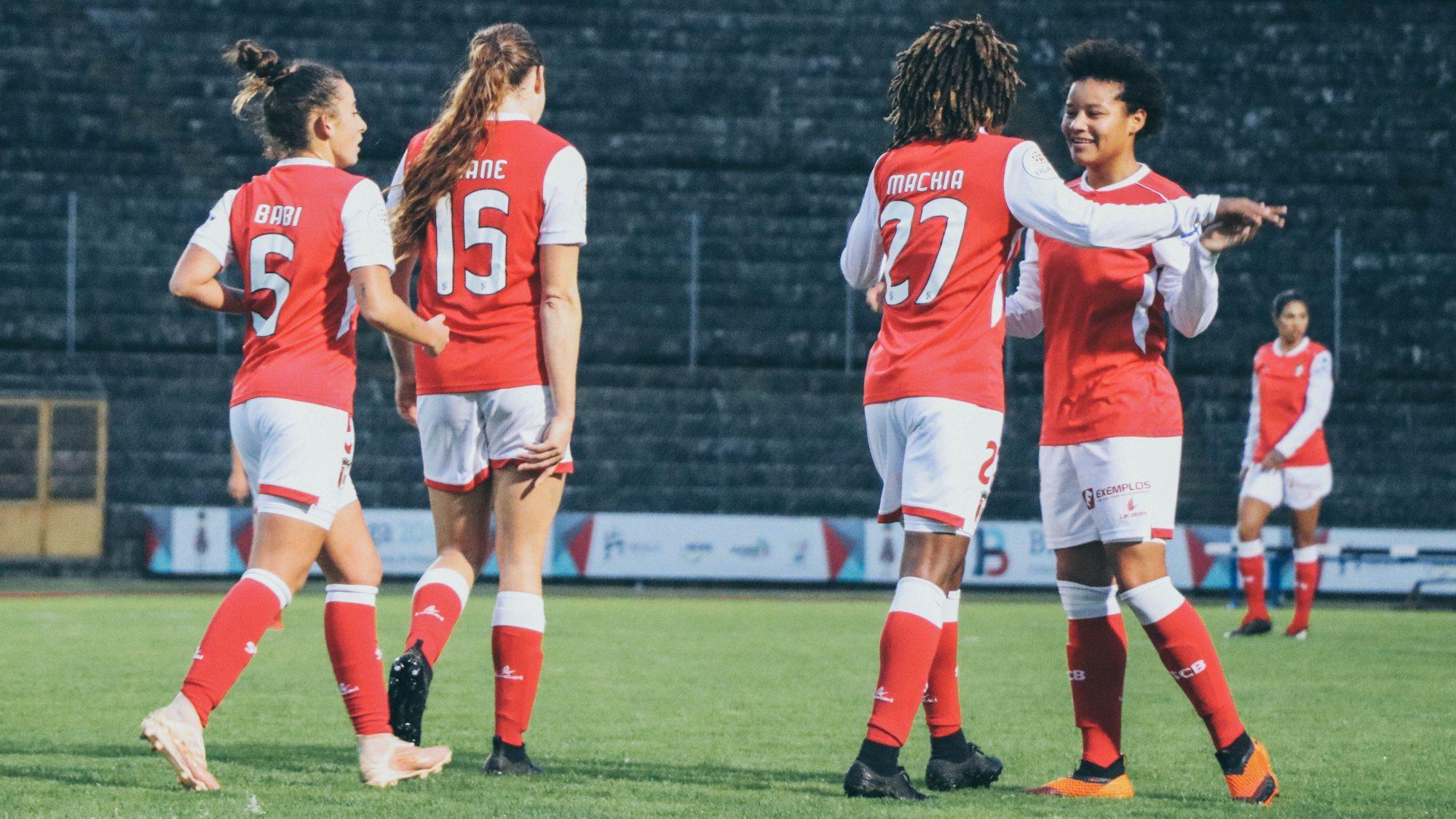 Sporting pede VAR no futebol feminino após eliminação da Taça de Portugal