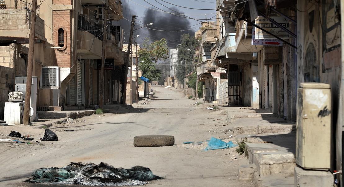 Síria. The New York Times publica provas de que Rússia bombardeou hospitais
