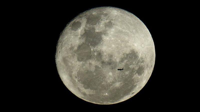 China e Agência Espacial Europeia debatem instalação de base... na lua