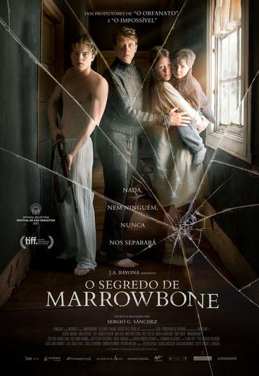 """""""O Segredo de Marrowbone"""": Ganhe convites para as antestreias"""