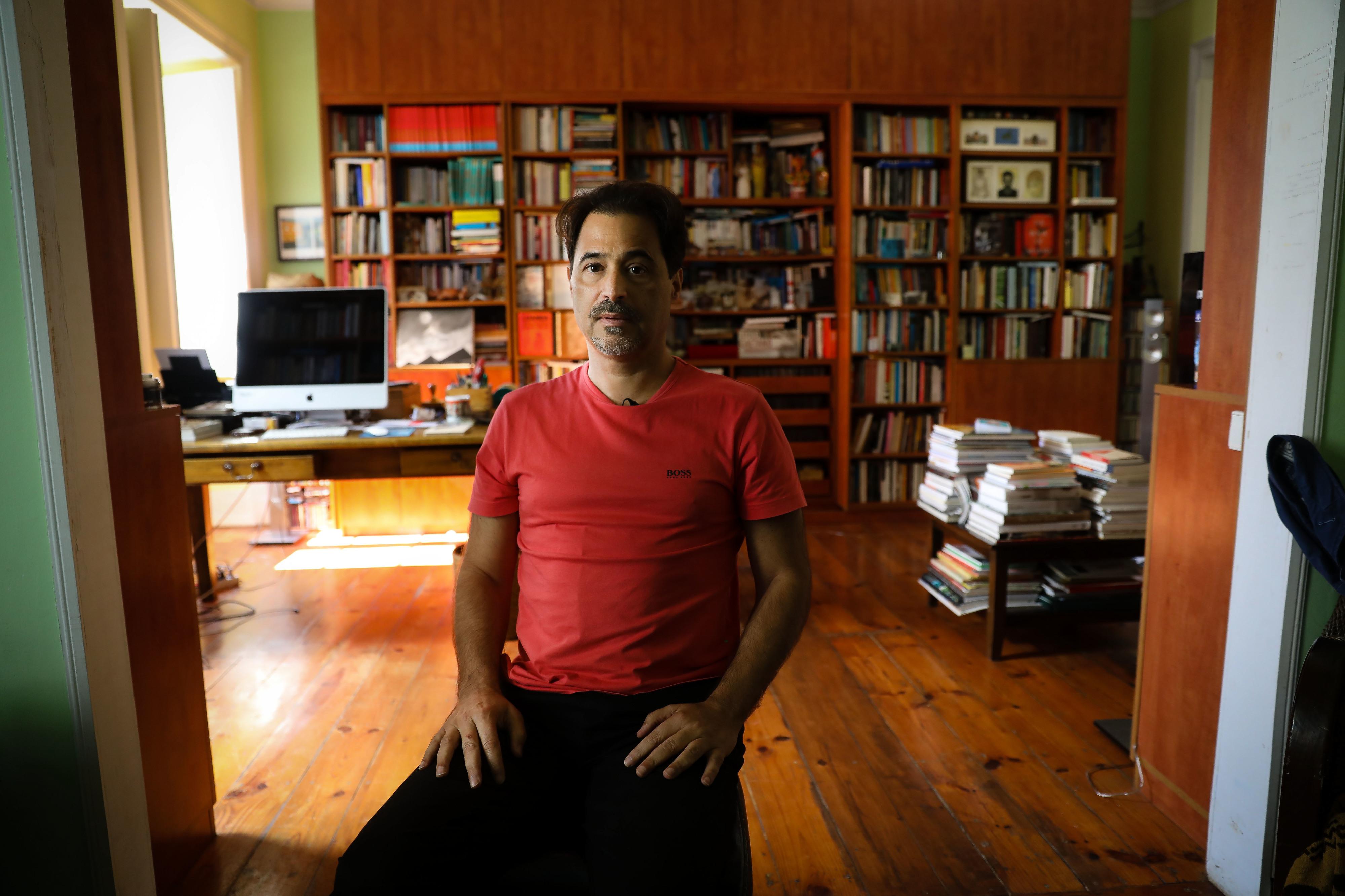 José Eduardo Agualusa participa no Festival Internacional de Literatura de Berlim