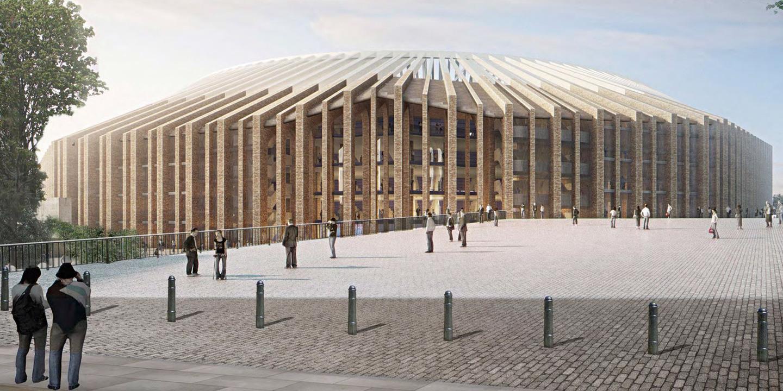 Estádio do Chelsea pode tornar-se no mais caro da história
