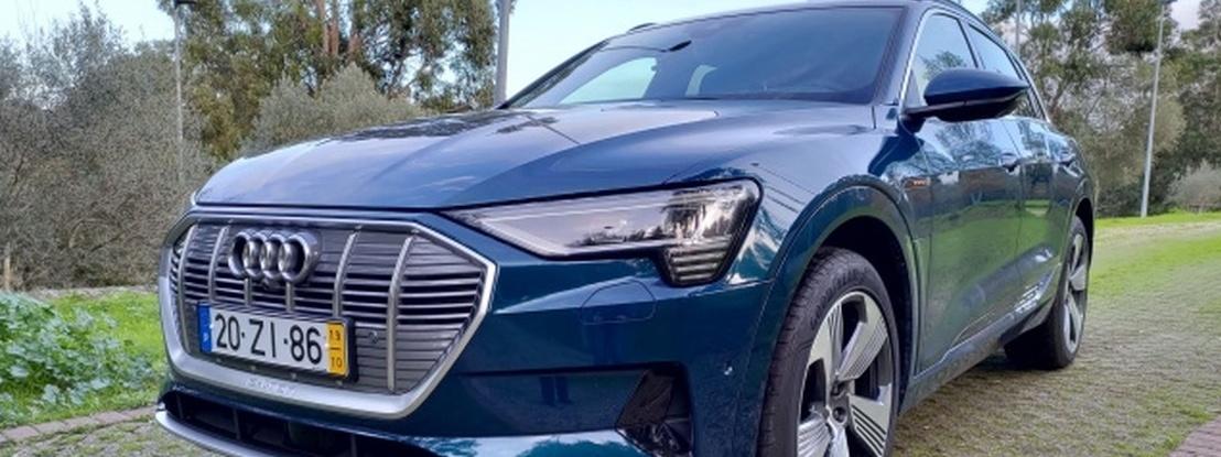 Audi E-Tron em análise: o mais premium dos elétricos?