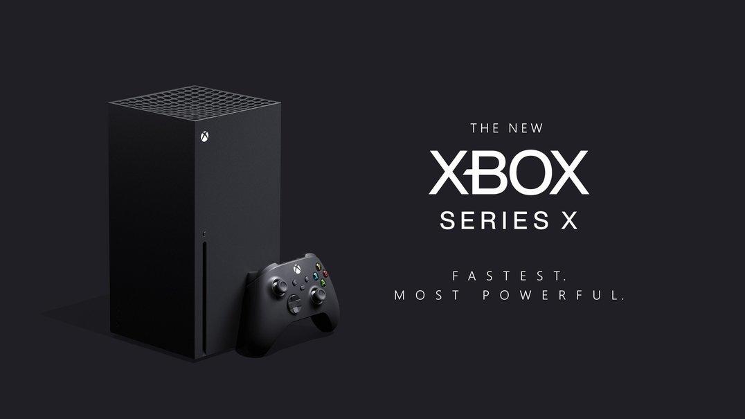 Esta é a nova Xbox. Lançamento está confirmado para final de 2020