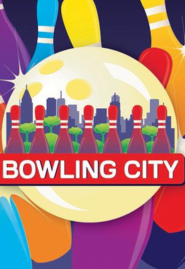 Ganhe 1 caderneta de jogos, que a Bowling City tem para oferecer