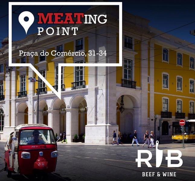 RIB Beef & Wine: Em Lisboa a carne também é boa e não fraqueja