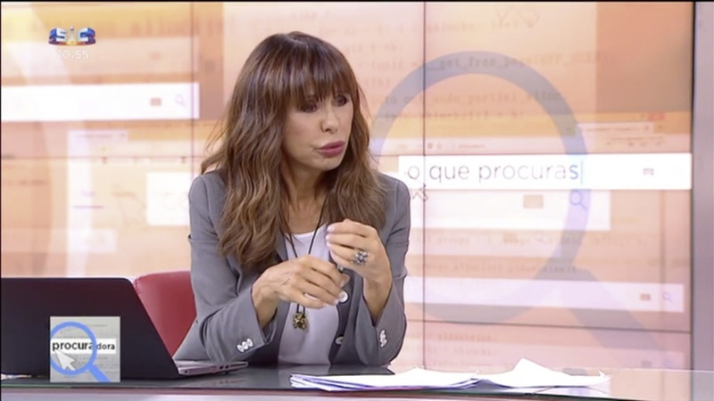 Moura Guedes na SIC: O Governo de Costa está a dar menos dinheiro ao SNS do que o de Passos Coelho?