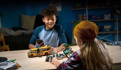 Lego Hidden Side é o casamento perfeito entre os blocos de construção e a realidade aumentada