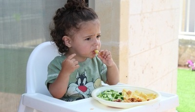 Respeite os sinais de fome e de saciedade do seu filho