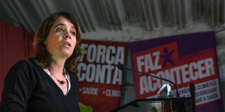 """Catarina Martins: """"Tratamento especial a Isabel do Santos não é de um governo, é de todos"""""""