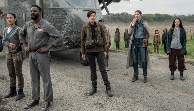 """""""Fear the Walking Dead"""": AMC estreia segunda parte da quinta temporada"""