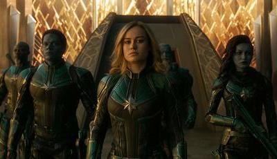 """""""Capitão Marvel"""": próximo filme está oficialmente a caminho"""