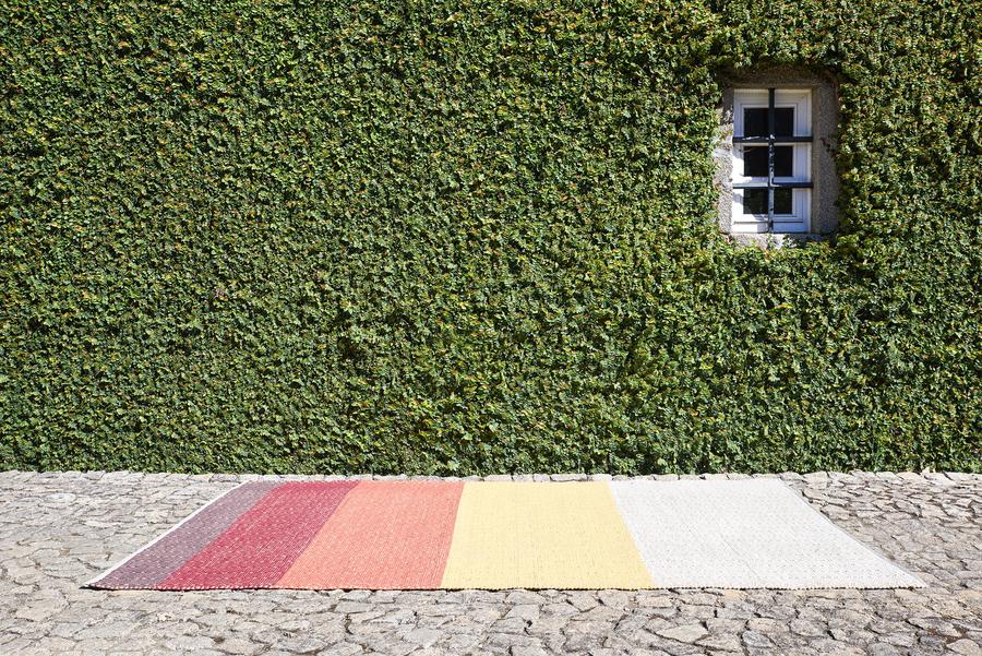 Estes tapetes são de cortiça e só podiam ser portugueses