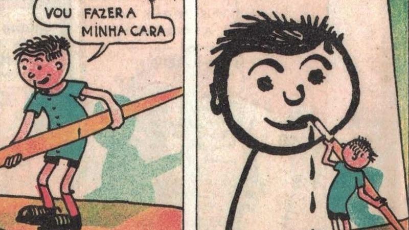 """""""Boneco Rebelde"""": coleção de BD histórica de Sérgio Luís vai ser reeditada"""