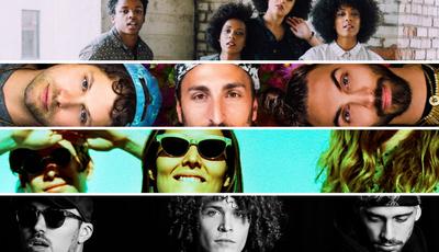 10 novos artistas para juntar à sua playlist