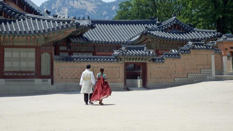 Quando a Coreia era um só país. Viaje no tempo neste palácio real