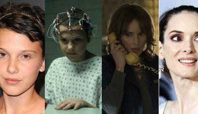 """Anos 80 vs atualidade: Reconheceria os atores de """"Stranger Things"""" na rua?"""