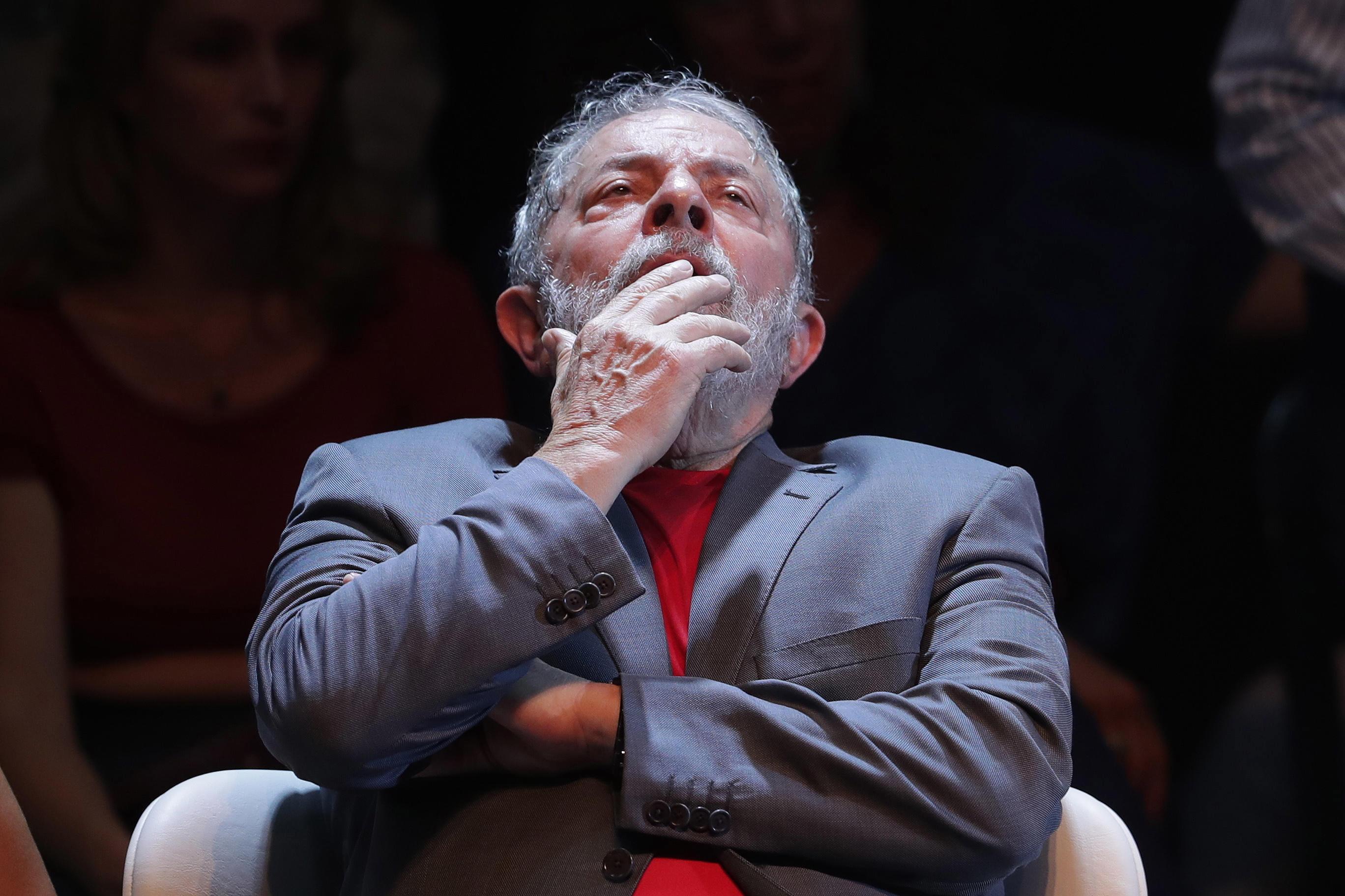 Ministério Público Eleitoral brasileiro recomenda a impugnação de candidatura de Lula da Silva