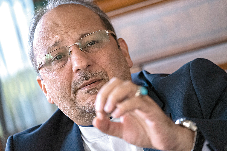 Embaixador do Irão em Portugal. 'A nossa religião é contra as armas nucleares'