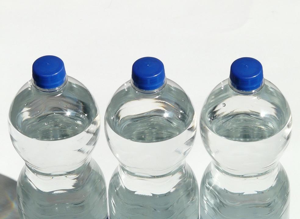 Água engarrafada faturou mais de 37 milhões nos últimos dois anos