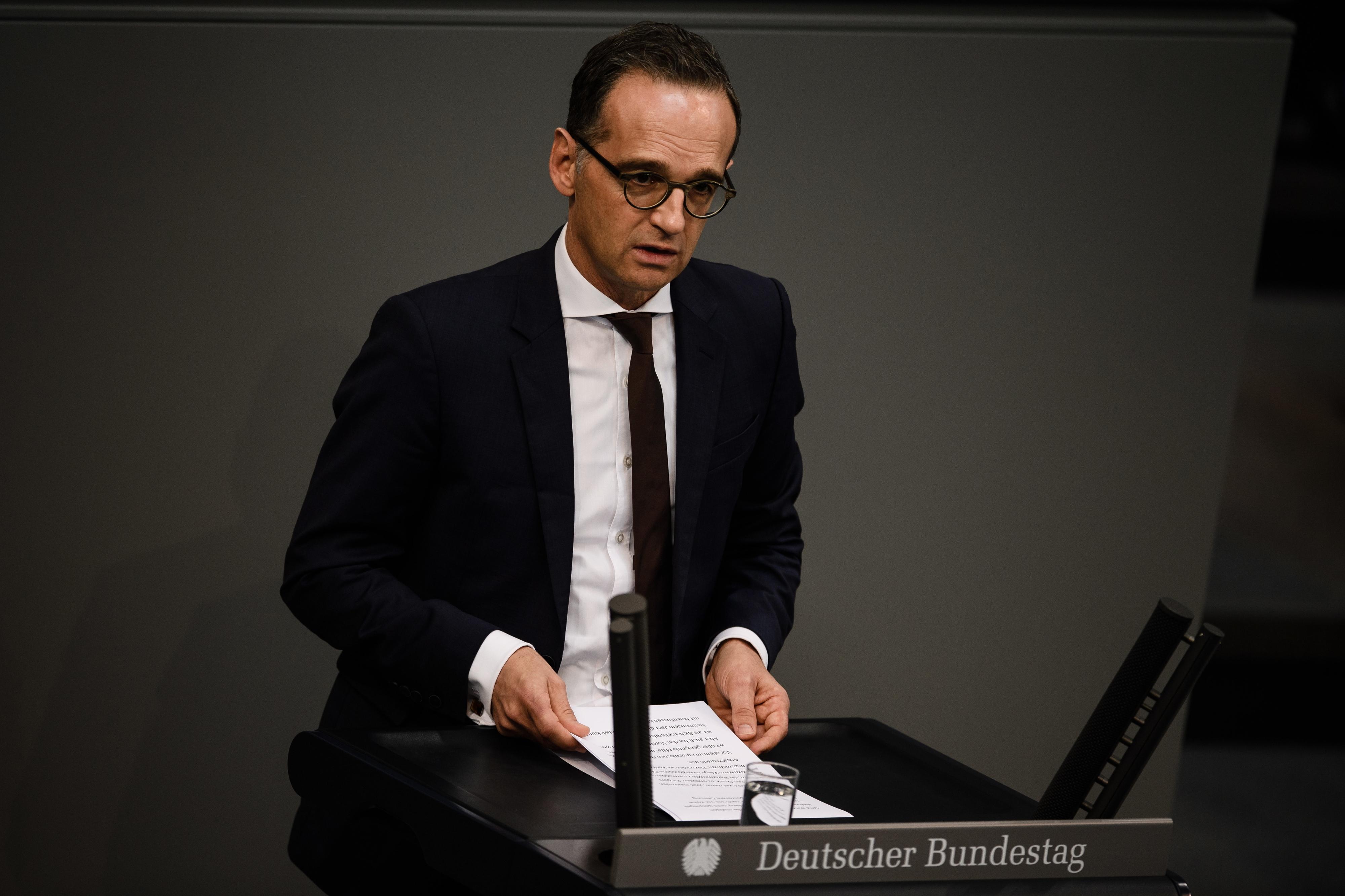 Chefe da diplomacia alemã cancela viagem à Arábia Saudita