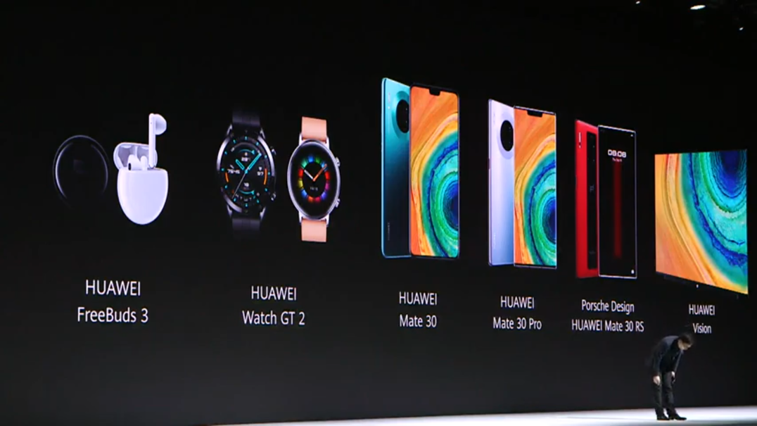Huawei Mate 30 e Mate 30 Pro ainda sem data de lançamento