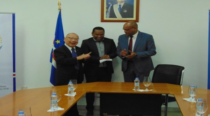 China ajuda Cabo Verde na organização dos I Jogos Africanos de Praia