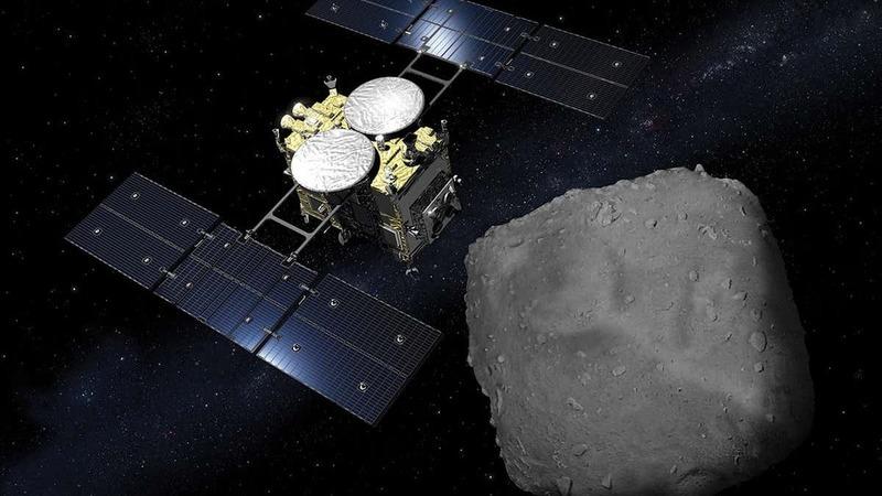 Asteroide Ryugu não larga poeira e os astrónomos estão intrigados