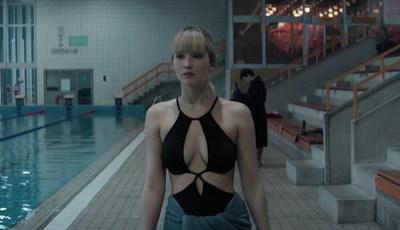 """Primeiras imagens: Jennifer Lawrence é a """"Agente Vermelha"""""""