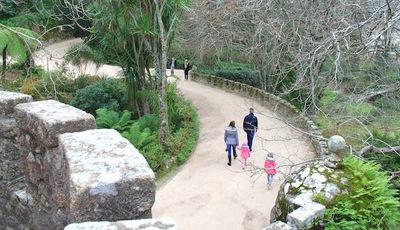 Visitar Sintra com crianças: News Museum e Quinta da Regaleira