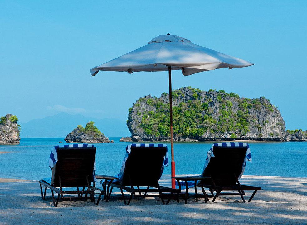 As praias com as águas mais quentes do mundo