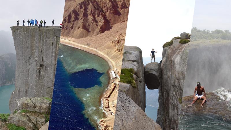 Estes são os 50 destinos mais perigosos do mundo. Atreve-se?