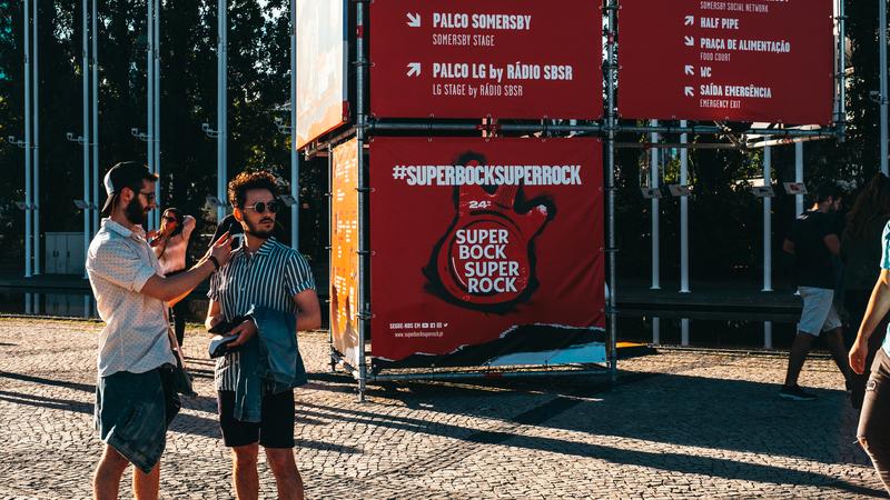 Ir e voltar ou ir e acampar? As novidades do Super Bock Super Rock