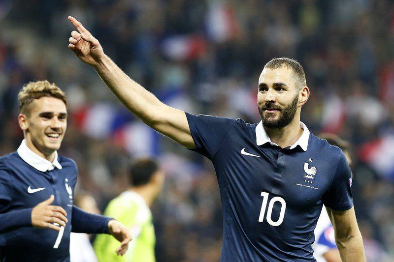 Benzema resignado com o facto de não jogar mais pela seleção francesa