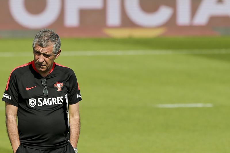 """Fernando Santos: """"Vamos construir uma equipa forte"""""""