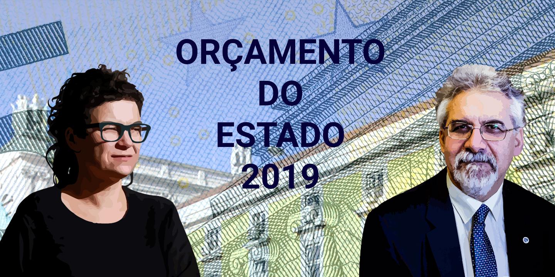 OE2019: João César das Neves e Susana Peralta analisam as contas de Centeno em direto esta sexta-feira