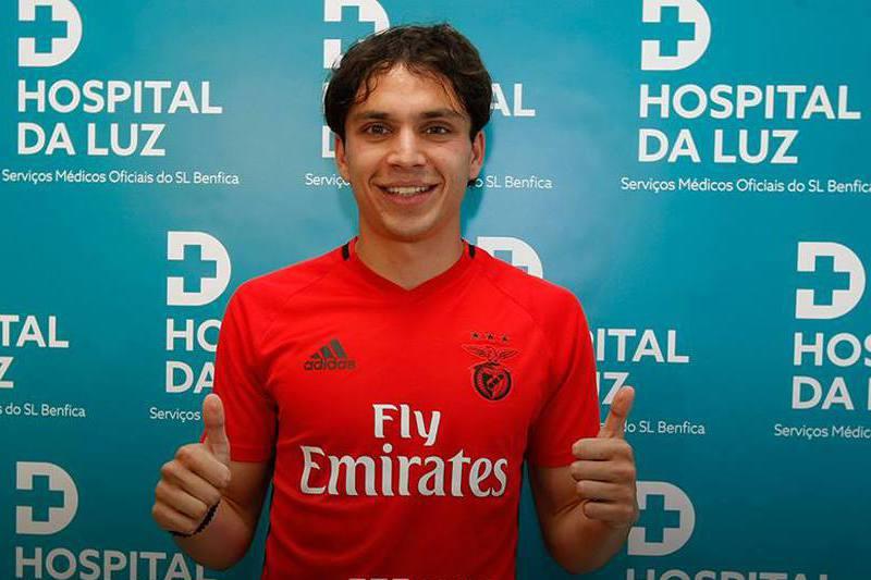 """Pjaca: """"Krovinovic é um grande jogador e vai ter sucesso no Benfica"""""""