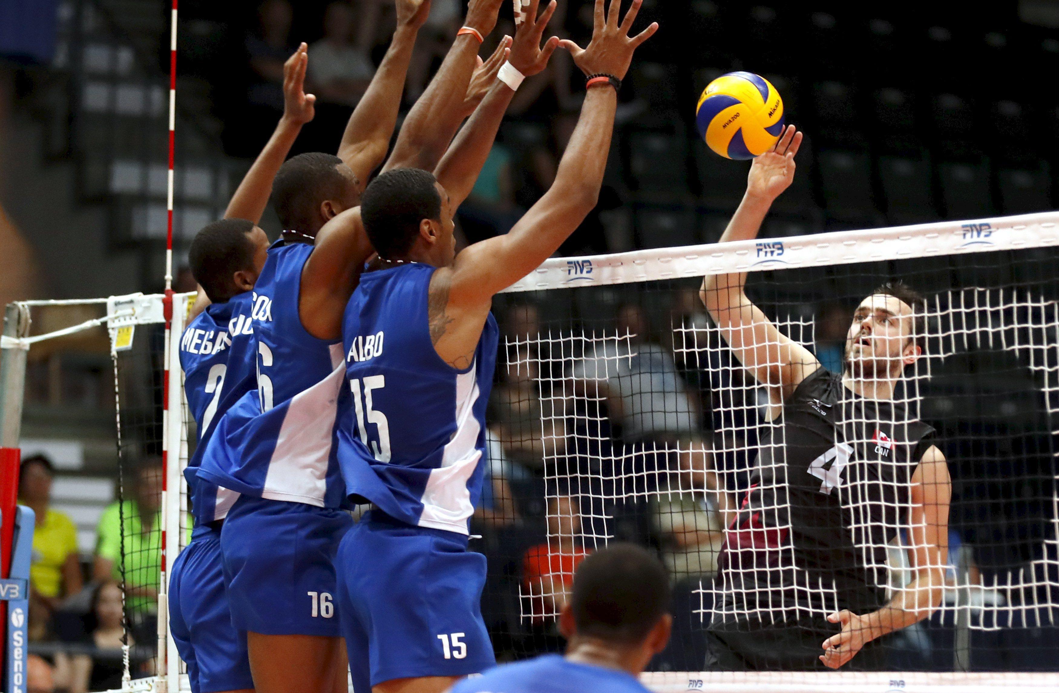 Voleibol: Cuba avança para as meias-finais da Volleyball Challenger Cup