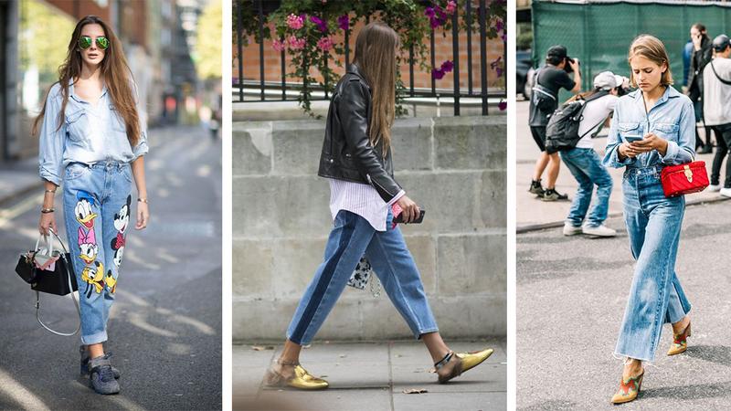 Livre-se das skinny jeans e renda-se aos modelos mais largos